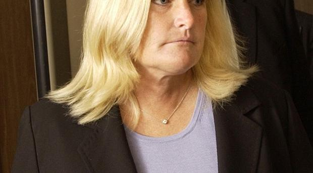 Debbie Rowe said she was with Michael Jackson when he received treatment from two physicians (AP)