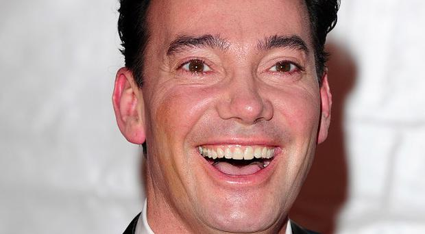 Craig Revel Horwood thinks Louis Walsh would be a terrible ballroom dancer