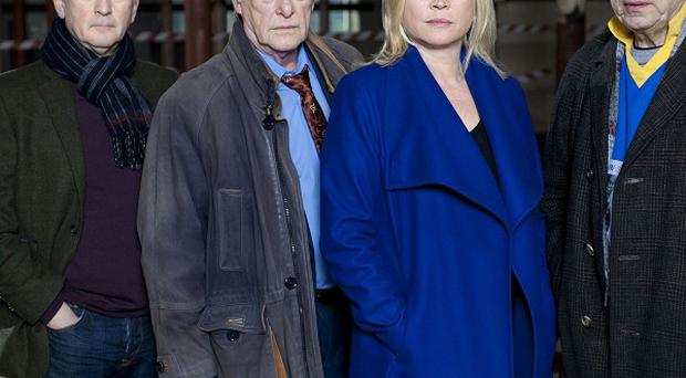 Alun Armstrong says the New Tricks cast are a close unit