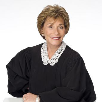 Judge Judy helps people solve their civil disputes on her US show
