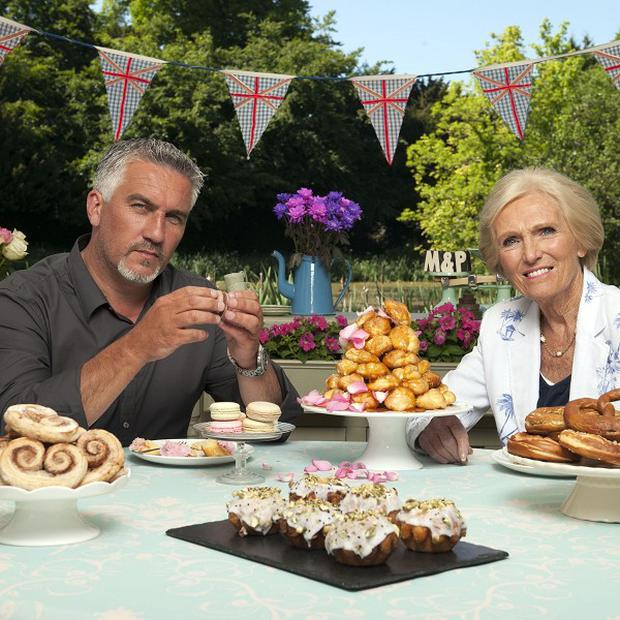 Paul Hollywood and Mary Berry are back for another series of The Great British Bake Off