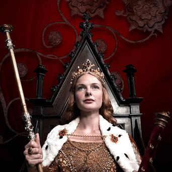 The White Queen will not return for a second series