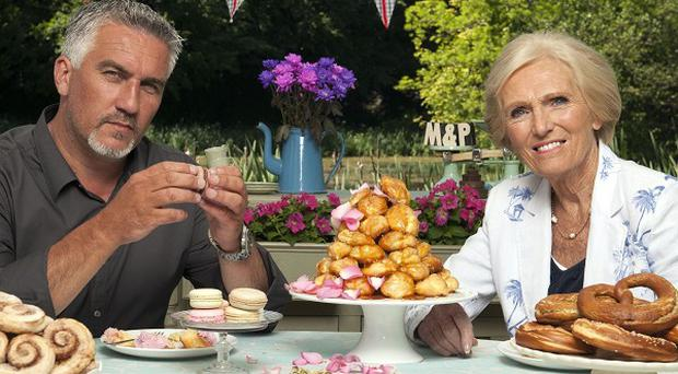The return of The Great British Bake Off attracted over 5 million viewers