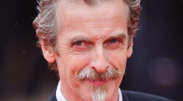 Peter Capaldi will keep his Scottish accent for Doctor Who