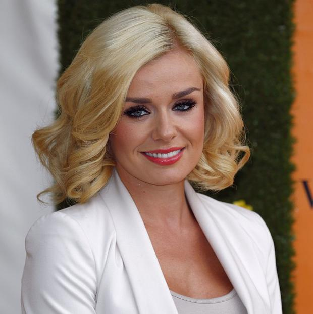 Katherine Jenkins is reportedly single again