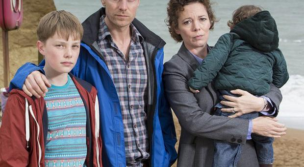Broadchurch has won the New Programme award at this year's Edinburgh Television Festival