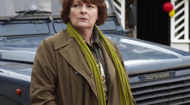 Brenda Blethyn is back on our screens for more Vera