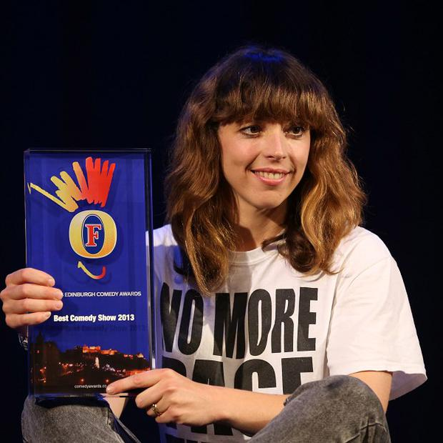 Bridget Christie's show has been named the best of the Edinburgh Festival Fringe