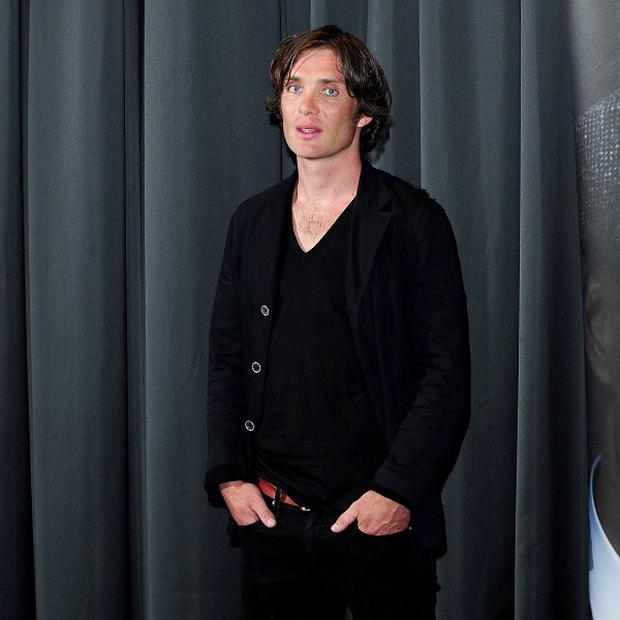 Cillian Murphy couldn't resist his role in Peaky Blinders