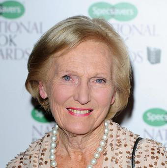 The Great British Bake Off tent is reportedly a chilly place for judge Mary Berry