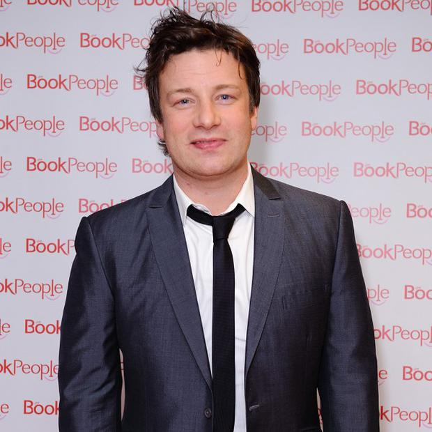 Jamie Oliver says poorer families are spending money on bigger TVs rather than better food