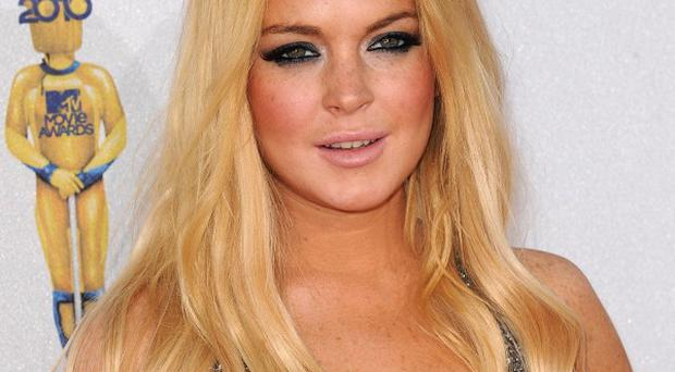 Lindsay Lohan has battled addictions to drugs and alcohol