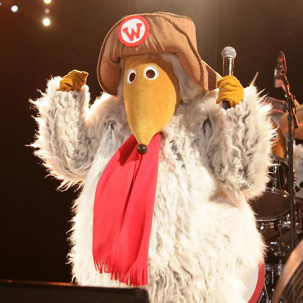 The Wombles previously performed at Glastonbury
