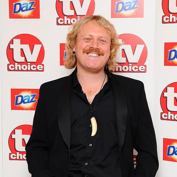 Leigh Francis (aka Keith Lemon) fears viewers will get sick of him