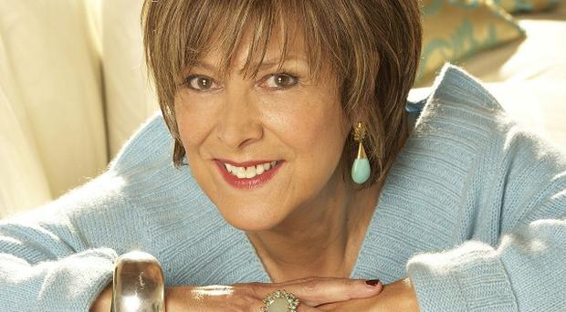 Lynda Bellingham is releasing her debut novel Tell Me Tomorrow
