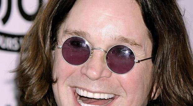Ozzy Osbourne had a visit from the fire brigade after making a bacon sandwich