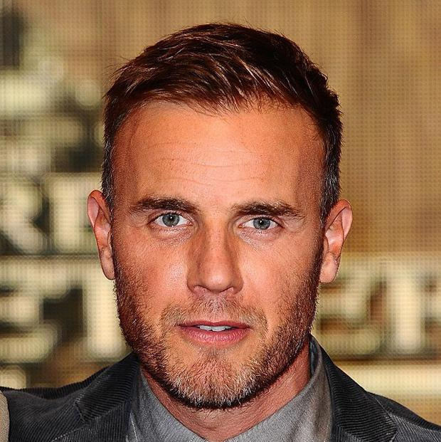 Gary Barlow will Belfast's Odyssey Arena on March 29 2014