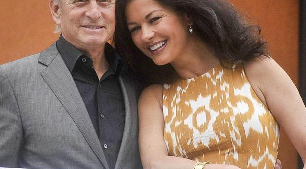 Catherine Zeta Jones and Michael Douglas have announced that they have separated