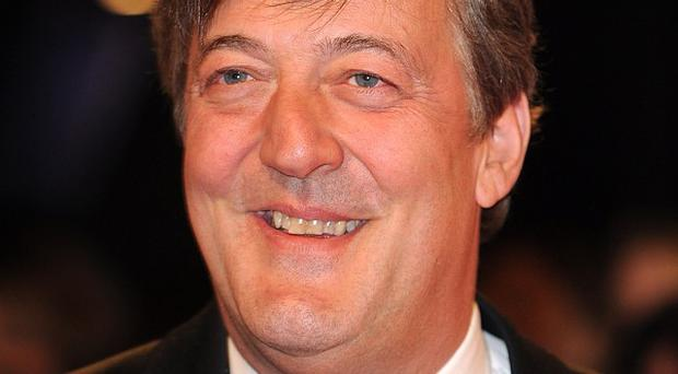 Stephen Fry recited the limerick on QI