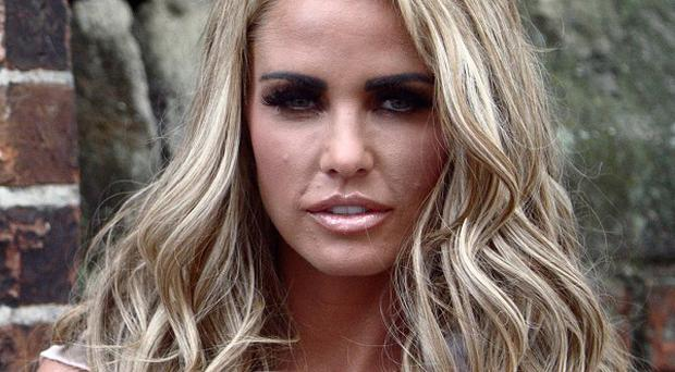 Katie Price has had her fourth child