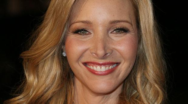 Lisa Kudrow shot to fame in Friends