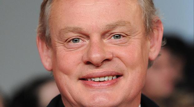 Martin Clunes worries documentaries could spoil his acting career