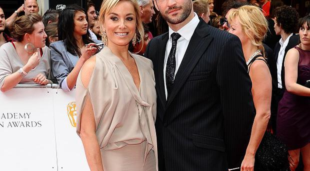 Tamzin Outhwaite and Tom Ellis married in 2006