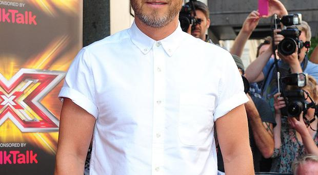 Gary Barlow has revealed he cried during this year's X Factor auditions