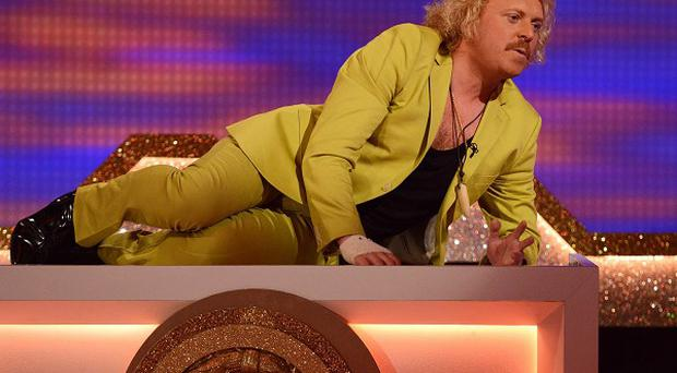 Keith Lemon hosts the new series of Through The Keyhole