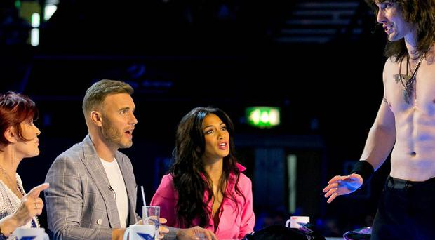 Fil Henley wows the X Factor judges (ITV/PA)