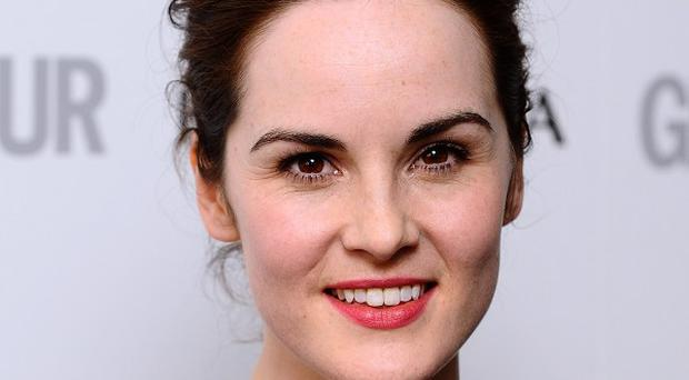 Michelle Dockery likes playing a character so different to herself