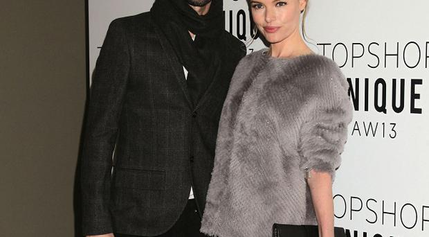 Kate Bosworth and Michael Polish got married in Montana