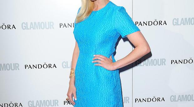 Fearne Cotton became a mum to son Rex earlier this year