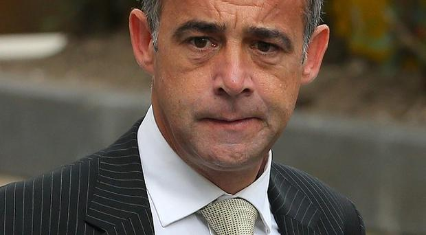 Michael Le Vell is on trial at Manchester Crown Court