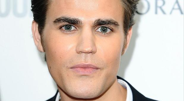Paul Wesley likes playing darker characters