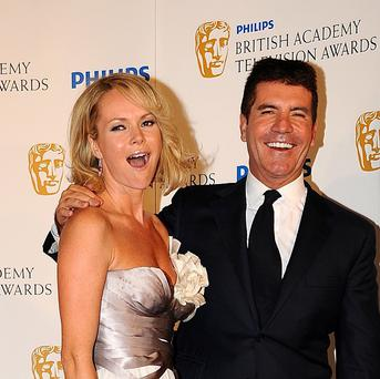 Amanda Holden said Simon Cowell will be a 'brilliant' father