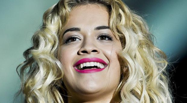 Rita Ora is the new face of Rimmel