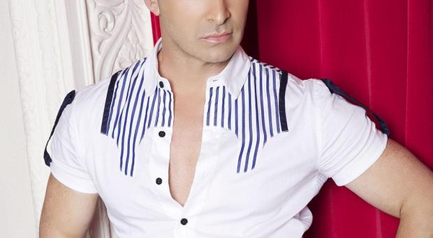 Louie Spence has left the Celebrity Big Brother house