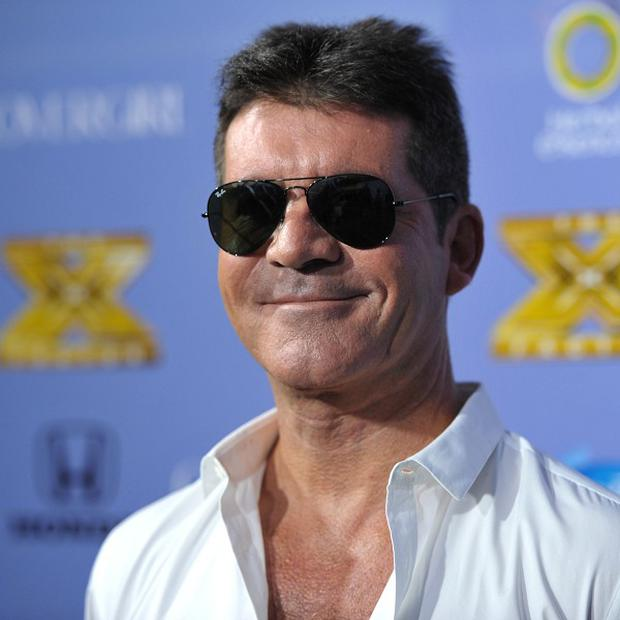 Simon Cowell's singing voice was finally revealed on US X Factor