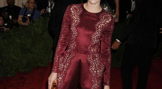 Kristen Stewart auctioned off her time to raise money for Hurricane Sandy victims
