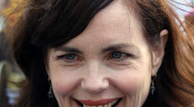 Elizabeth McGovern has said she would love to have the