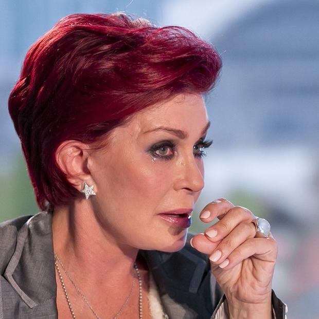 Sharon Osbourne gets upset when she spots a returning X Factor auditionee