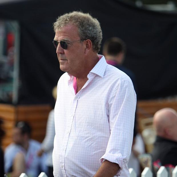 Top Gear presenter Jeremy Clarkson suggested on Twitter that he might run for parliament