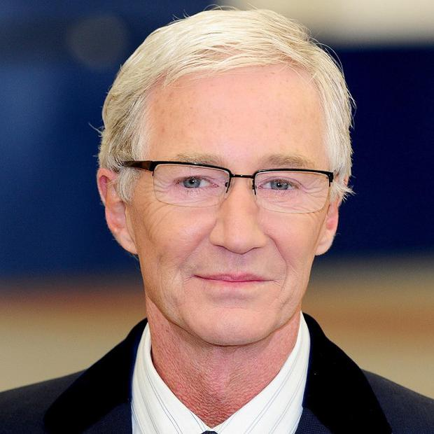 Paul O'Grady loves chatting to celebs on his show