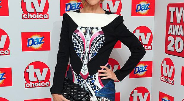 Katherine Kelly is expecting a baby