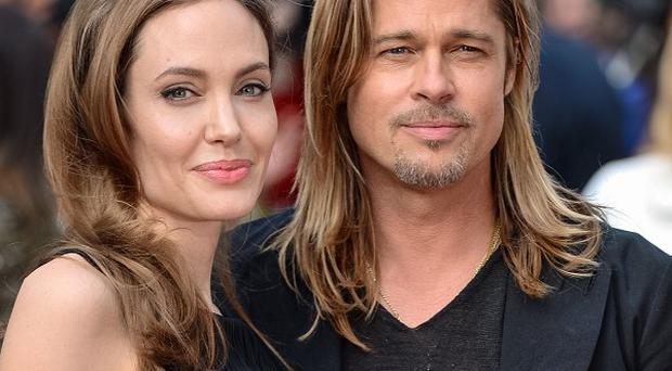 Angelina Jolie and Brad Pitt are reportedly renting a house in Sydney