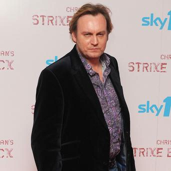 Philip Glenister has a new TV role