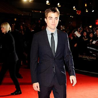 Robert Pattinson wants to try his hand at fashion