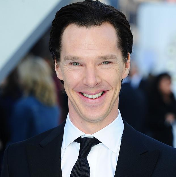 Benedict Cumberbatch is in the running for an NTA Award for Sherlock