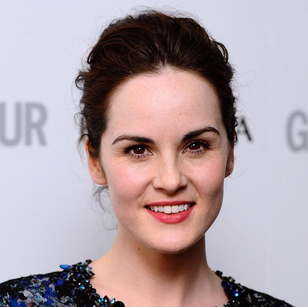 Michelle Dockery has an Essex accent in real life